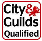 City & Guild's Qualified